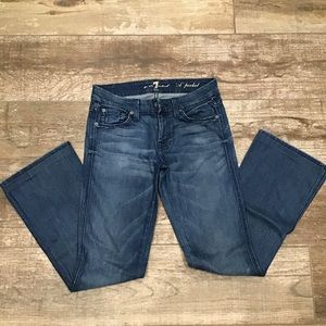 7 For All Mankind | A pocket jeans